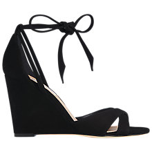 Buy L.K. Bennett Henrietta Wedge Heel Sandals Online at johnlewis.com