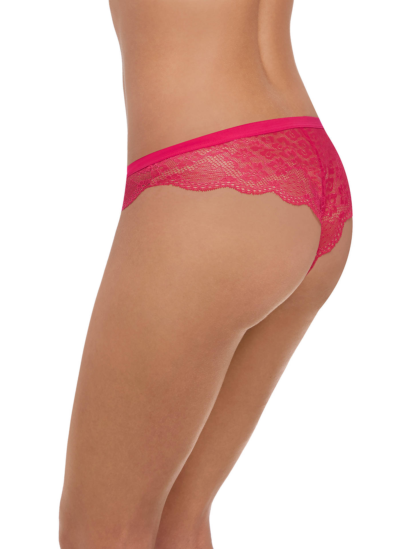 713f02adfdc4 ... Buy Freya Fancies Brazilian Briefs, Lipstick, XS Online at  johnlewis.com ...