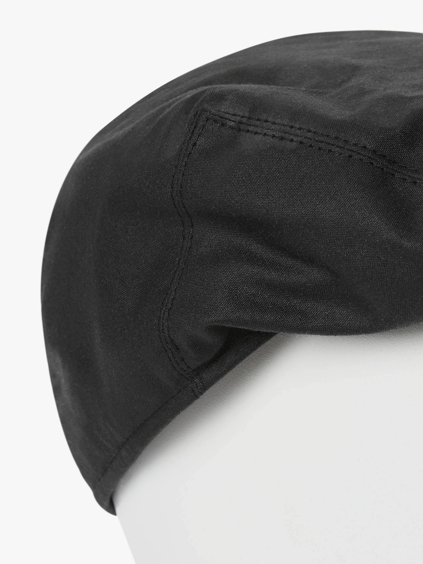 7b24a0225e8 ... BuyJohn Lewis   Partners Waxed Cotton Flat Cap
