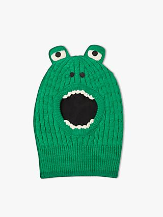 92b299317bc John Lewis   Partners Children s Crocodile Balaclava Hat