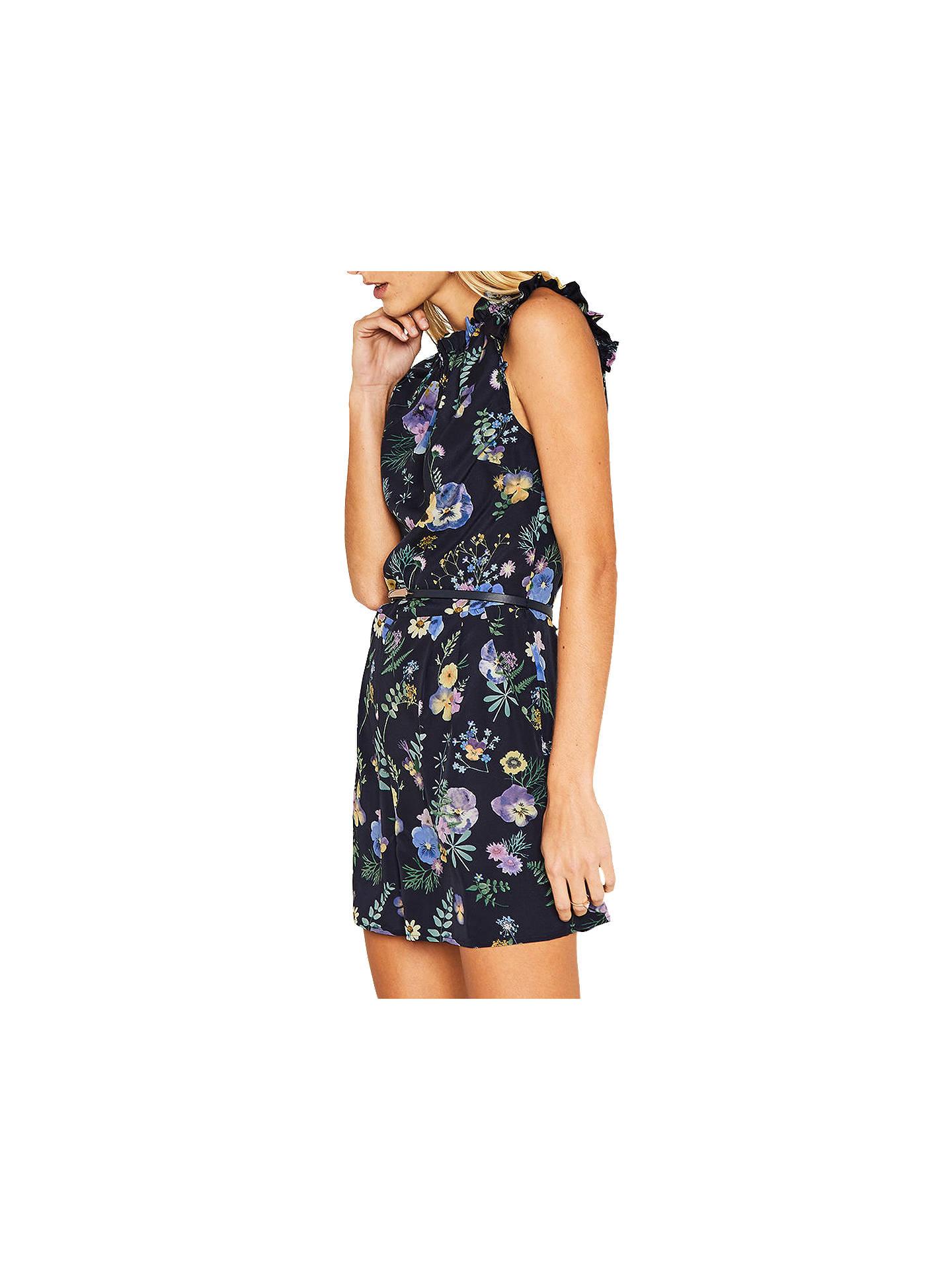 47828c1dda5 Buy Oasis Pressed Flower Playsuit