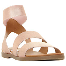 Buy Steve Madden Delicious Strappy Flat Sandals Online at johnlewis.com