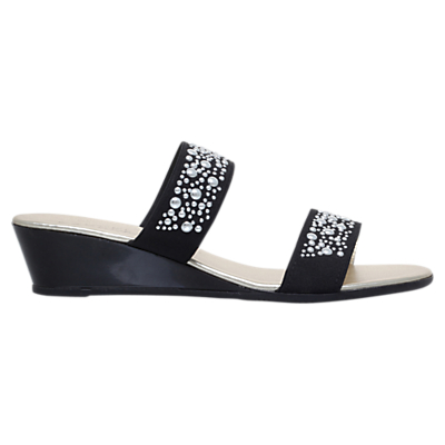 Carvela Kurt Geiger Sage Low Heel Mule Sandals