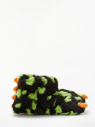 4223fd04d246 John Lewis   Partners Children s Monster Claw Boot Slippers