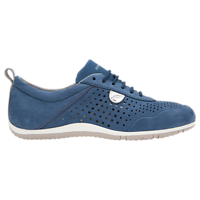 Geox Vega Superlight Lace Up Trainers