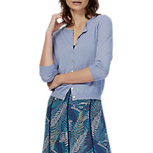 Buy Brora Cotton Cardigan Online at johnlewis.com