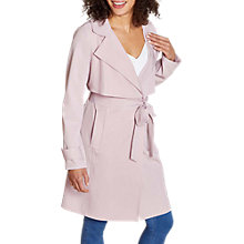 Buy Yumi Modern Mac Jacket, Blush Pink Online at johnlewis.com