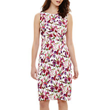 Buy Phase Eight Sweet Pea Jersey Dress, Pink/Multi Online at johnlewis.com