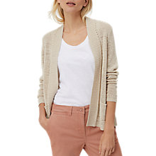 Buy White Stuff Sunglow Cardigan, Natural Online at johnlewis.com