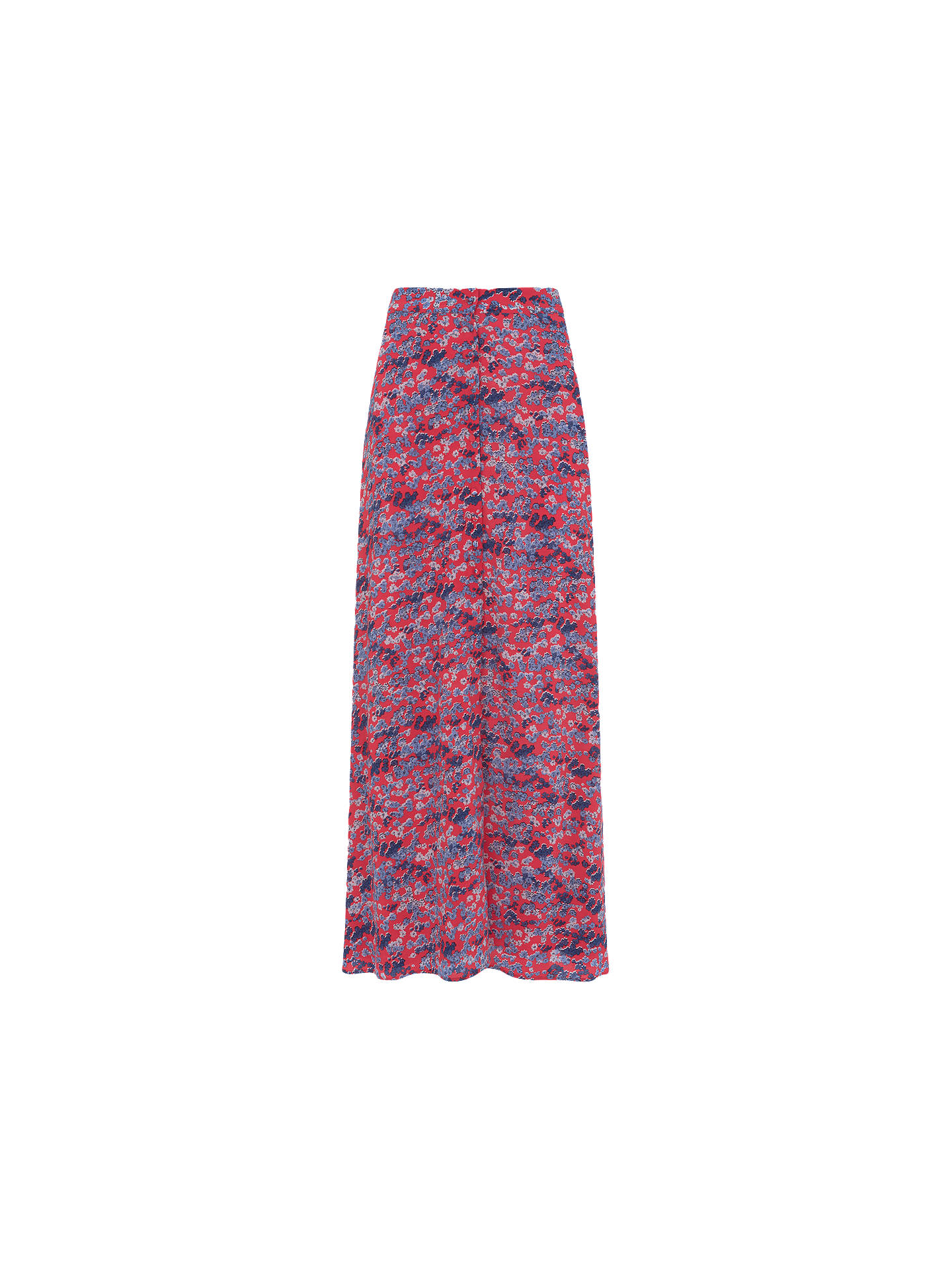 83edbdcec Buy Mint Velvet Carolina Print Maxi Skirt, Multi, 6 Online at johnlewis.com  ...