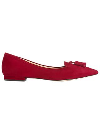 L.K.Bennett Dixie Pointed Toe Loafers