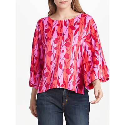 Numph Cantara Blouse, Red