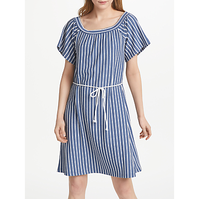 Numph Cherilyn Jersey Dress, Blue