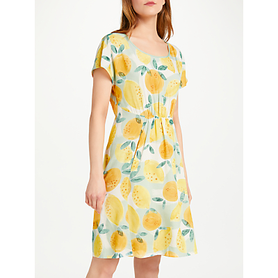 Numph Aud Dress, Yellow