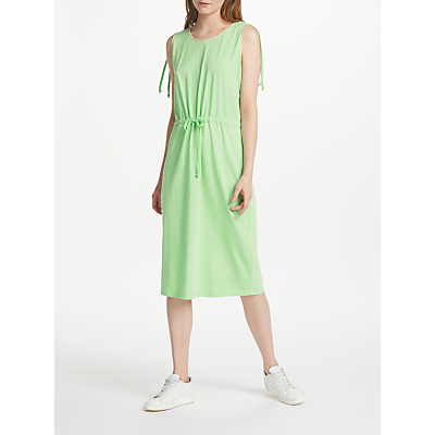 Numph Courtney Jersey Dress, Green