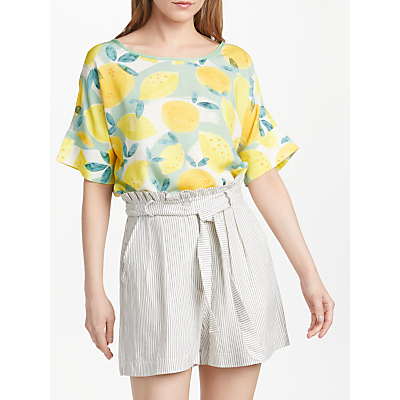 Numph Carleight Blouse, Yellow