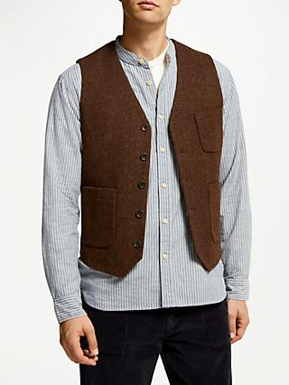 JOHN LEWIS & Co. Moons British Wool Waistcoat