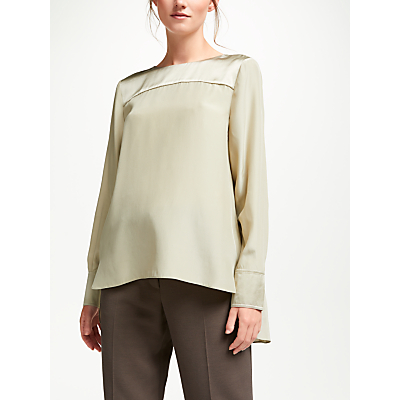 Modern Rarity Gathered Back Blouse, Shell