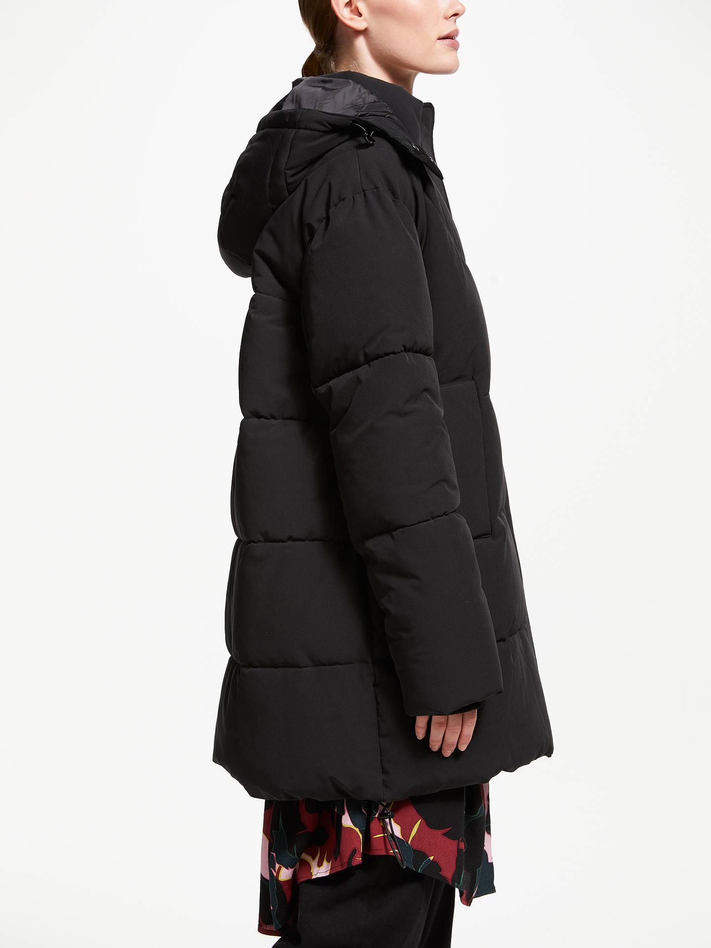 Kin Puffer Coat | Green at John Lewis & Partners