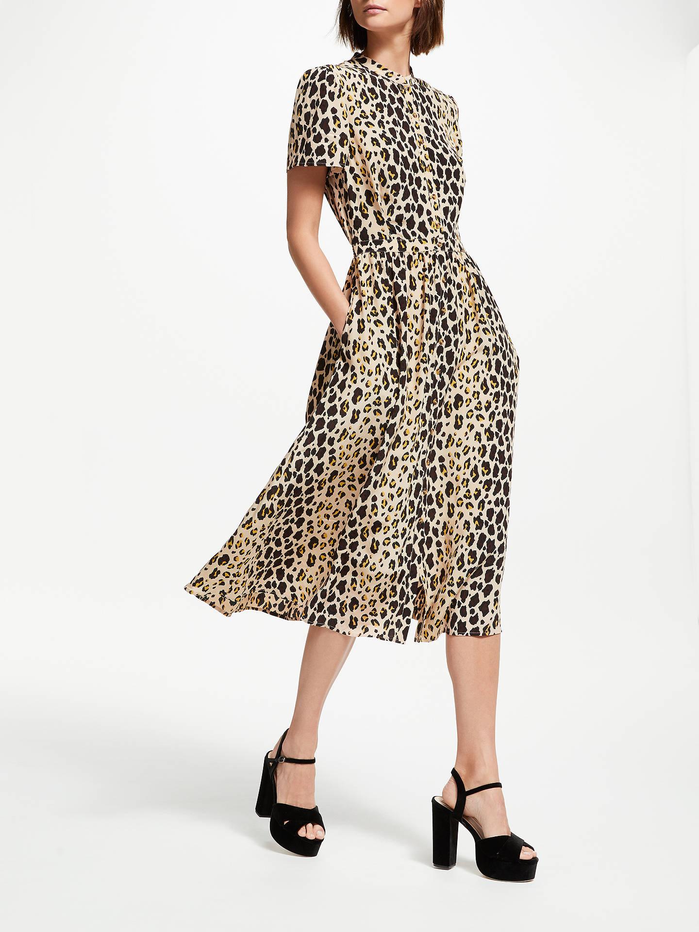 BuySomerset by Alice Temperley Leopard Print Shirt Dress 3b3ff0291