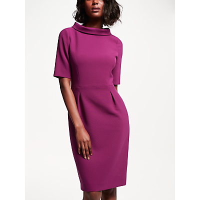 Bruce by Bruce Oldfield Picture Collar Dress