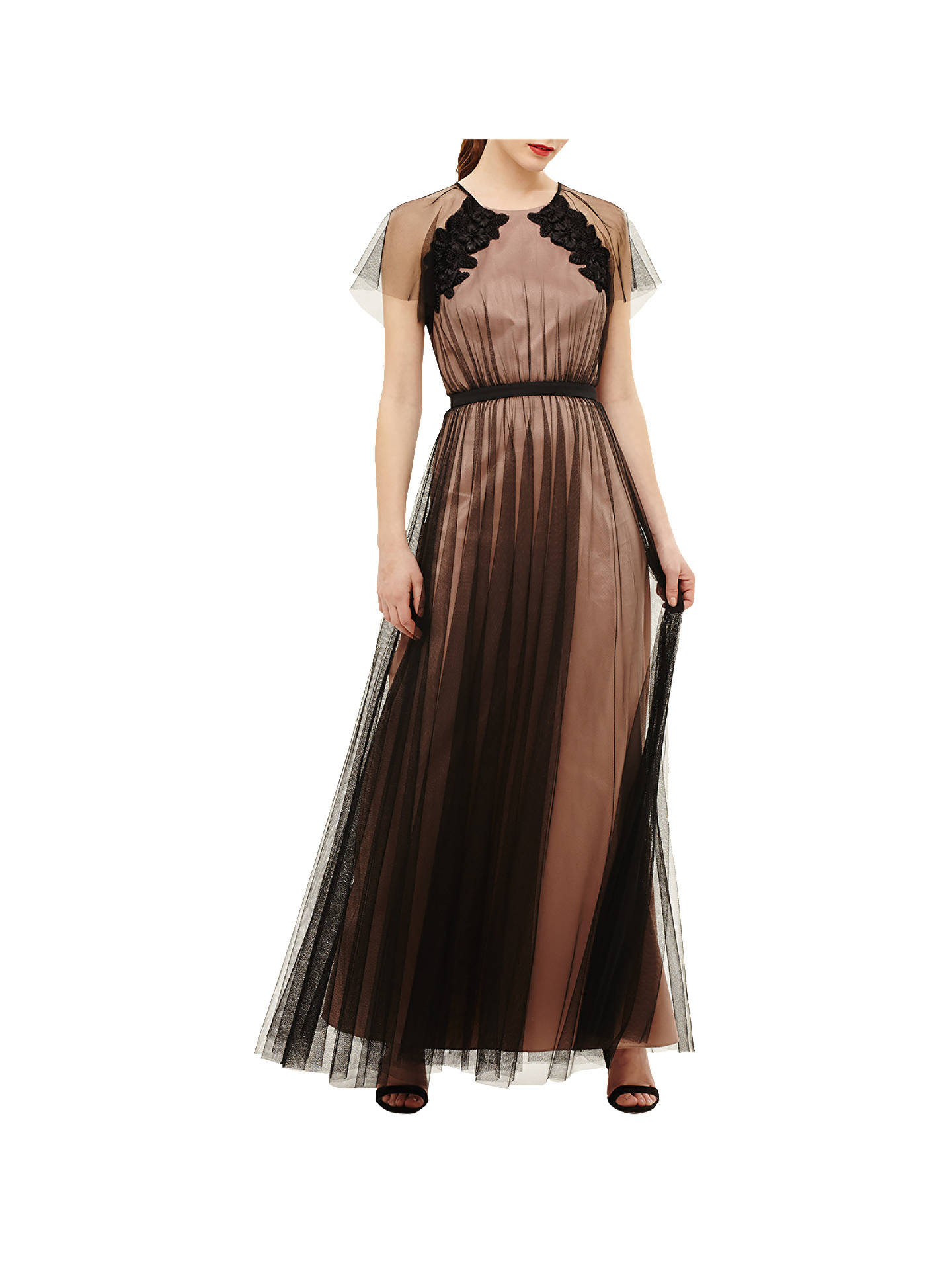 31eb1e91b545a Phase Eight Collection 8 Anya Tulle Dress, Black