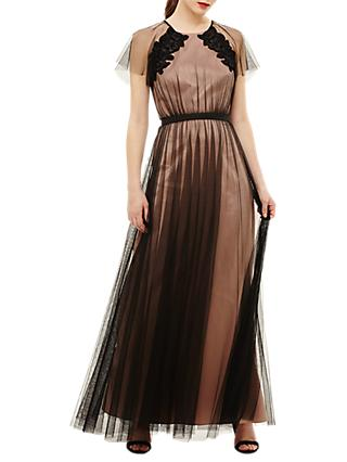 Phase Eight Collection 8 Anya Tulle Dress, Black