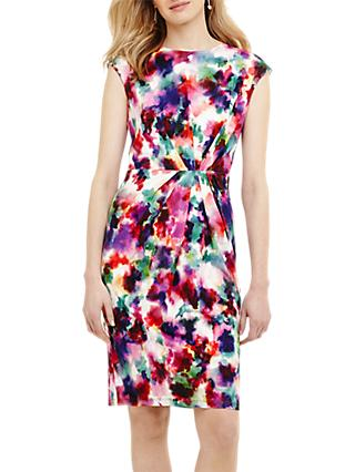 Phase Eight Sabella Print Dress, Multi
