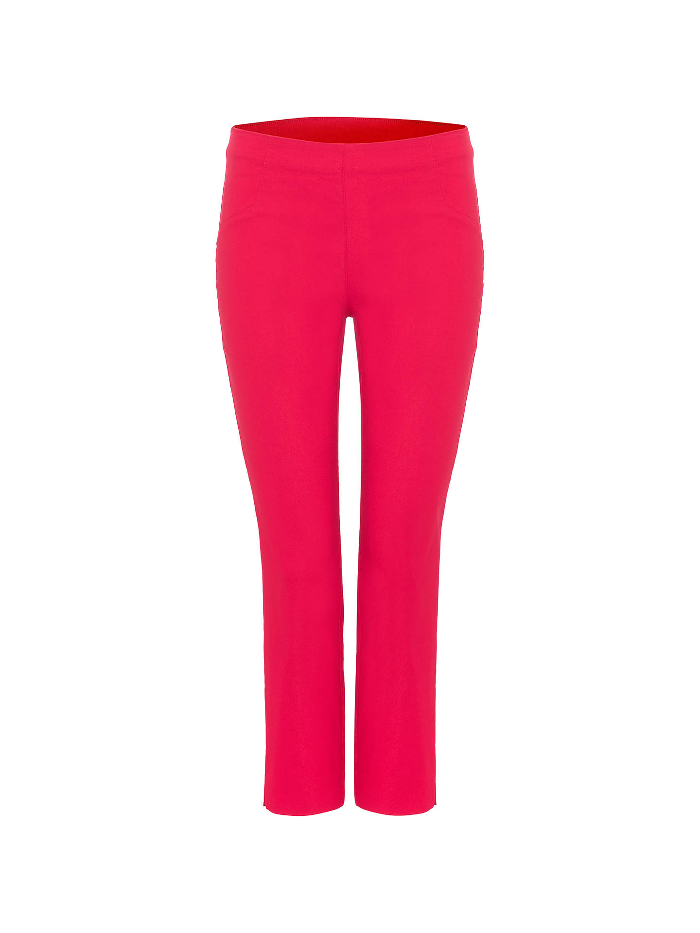 BuyPhase Eight Isla Cropped Trousers, Pink, 8 Online at johnlewis.com