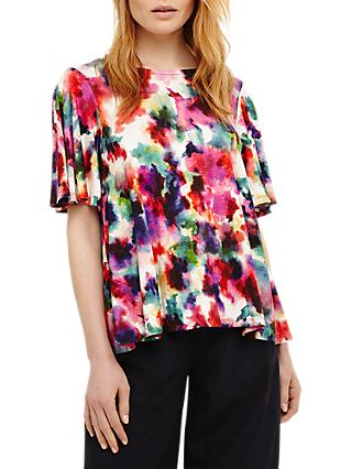 Phase Eight Sabella Print Top, Multi