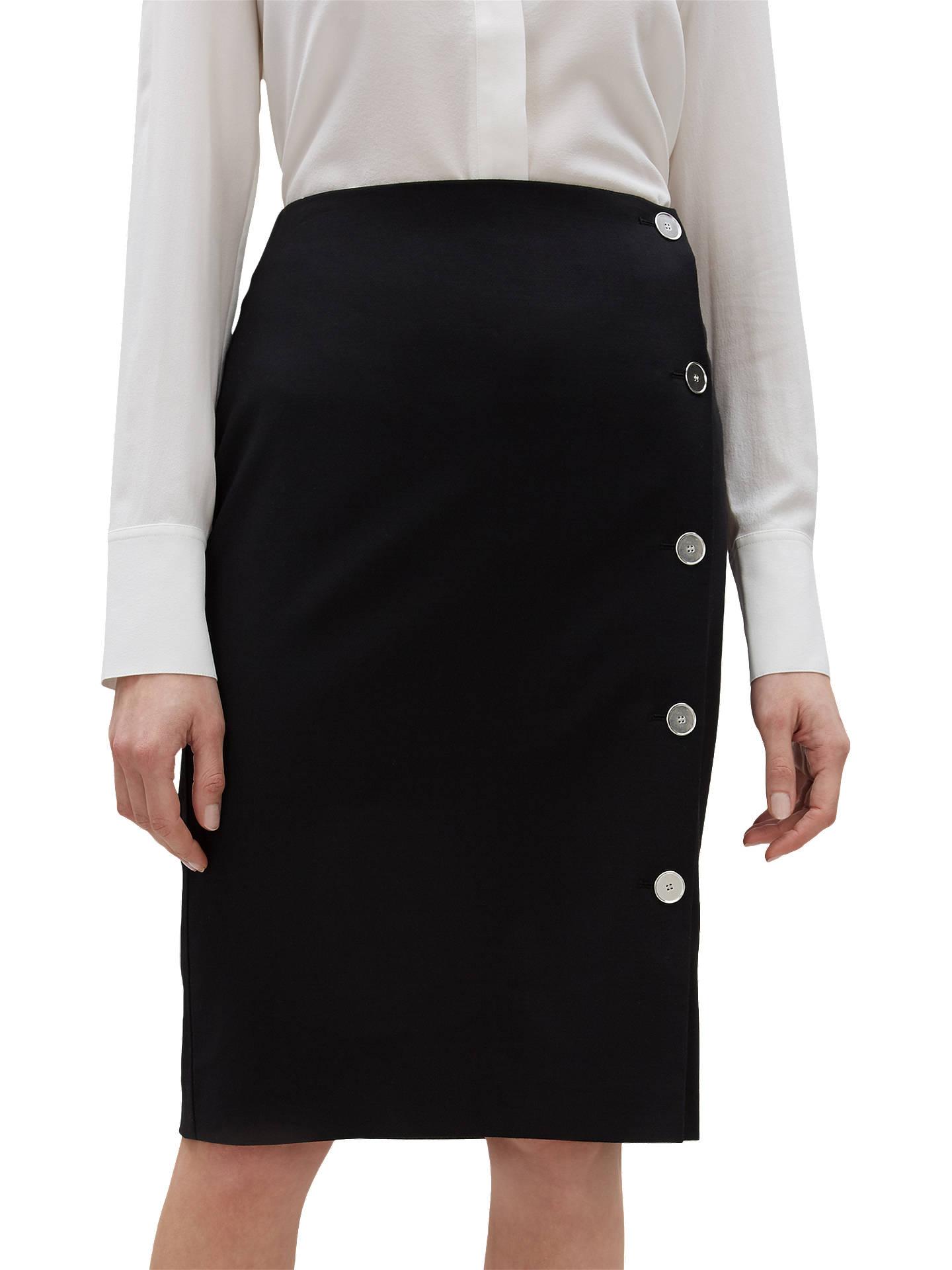e1d11cc3e4a Buy Jaeger Button Side Pencil Skirt