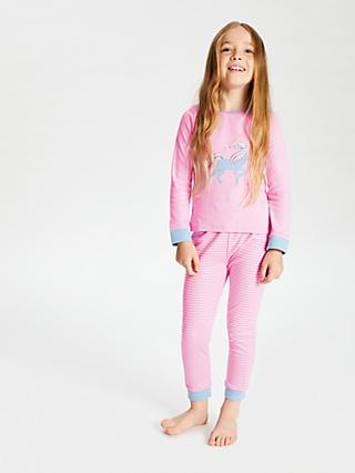 366be8f078 John Lewis   Partners Girls  Unicorn Pyjamas