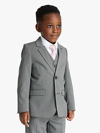 John Lewis   Partners Heirloom Collection Boys  Suit Jacket f4f8abe609b5