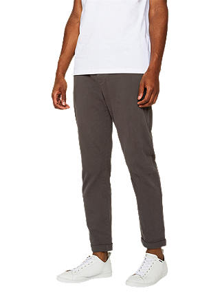 Buy PS Paul Smith Drawstring Trousers, Grey, 36R Online at johnlewis.com