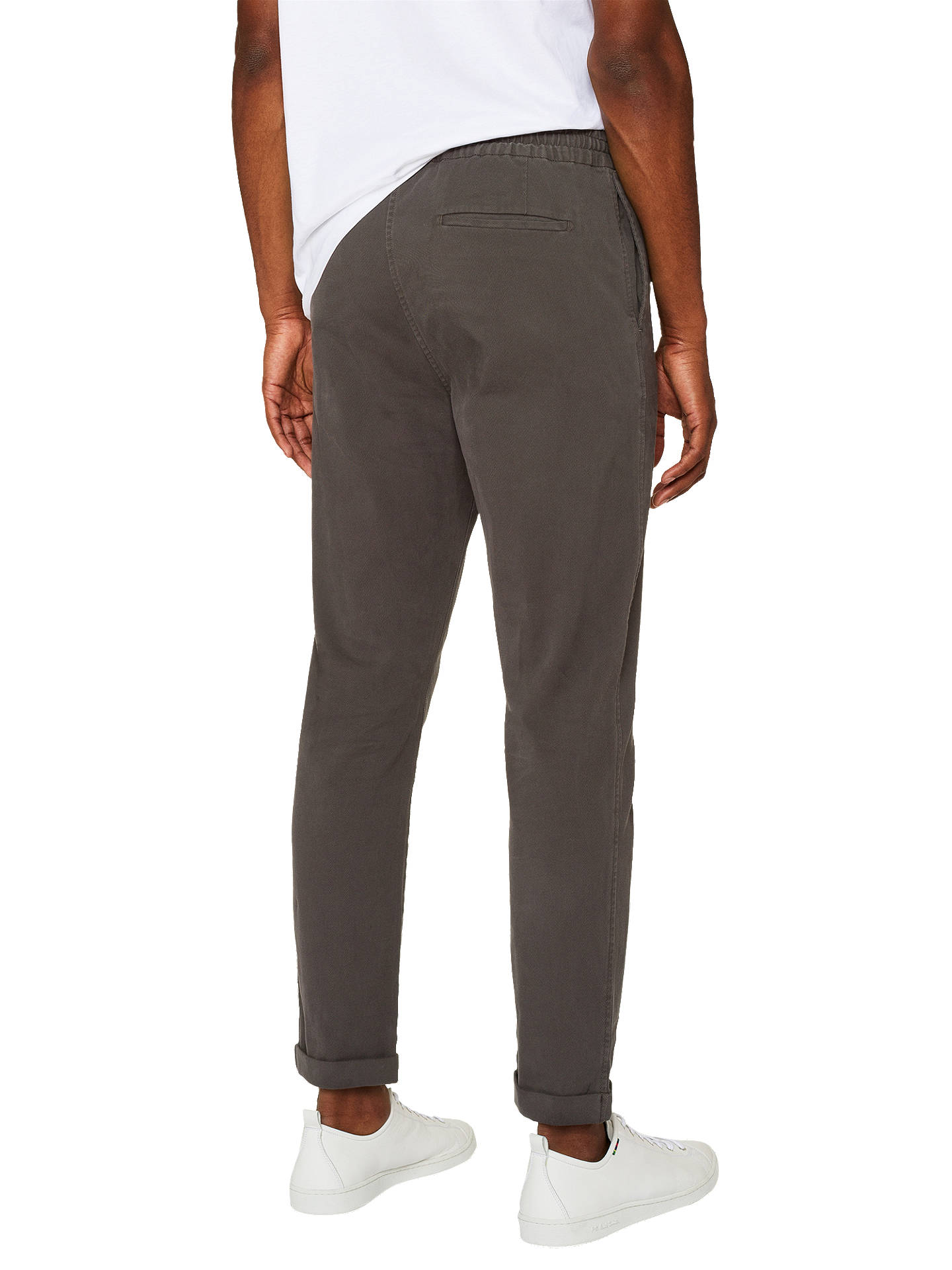 BuyPS Paul Smith Drawstring Trousers, Grey, 30R Online at johnlewis.com