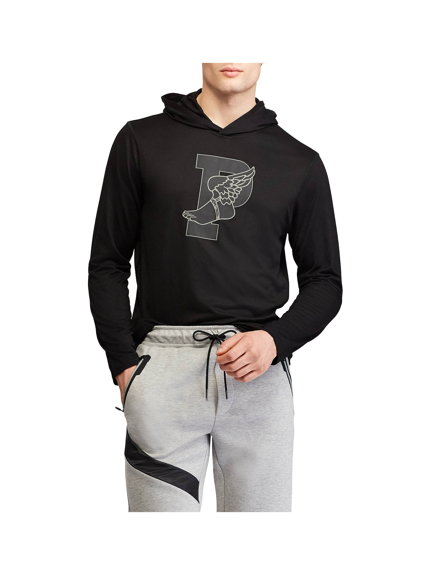 983fca0294bb3 ... Buy Polo Ralph Lauren Sweatshirt, Polo Black, XL Online at  johnlewis.com ...