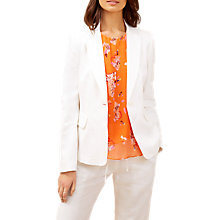 Buy Fenn Wright Manson Lizzie Jacket, Off White Online at johnlewis.com