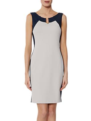 Gina Bacconi Jade Two Tone Dress