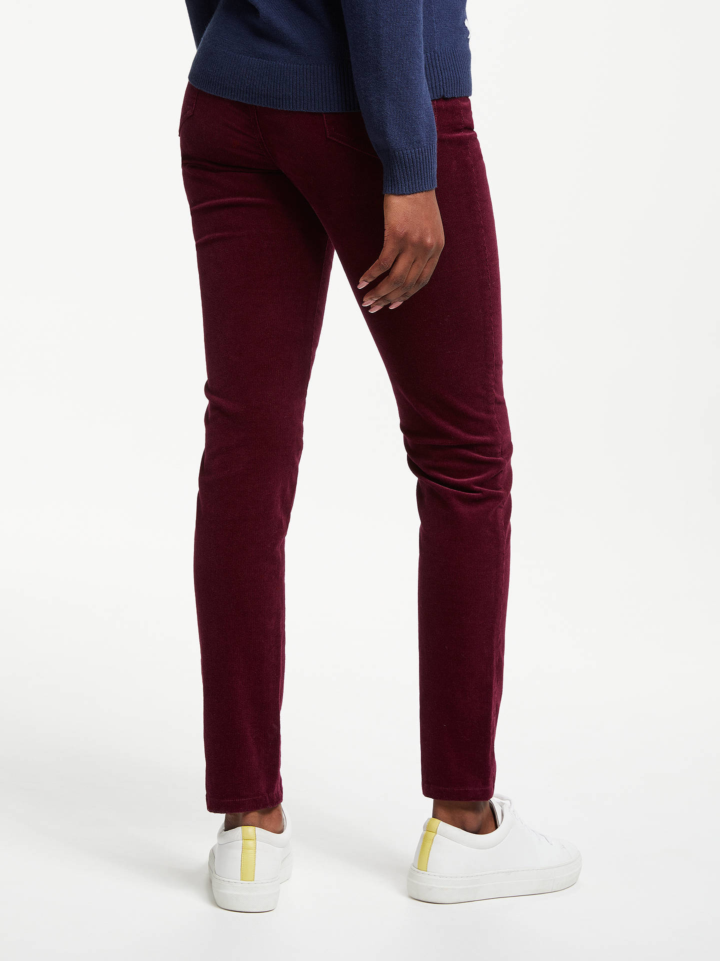 e34d6e16b1a7 ... Buy Collection WEEKEND by John Lewis Liza Slim Cord Trousers
