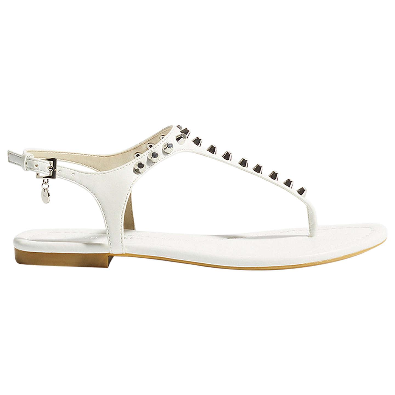 Karen Millen Collection Stud Toe Post Sandals Perfect Cheap Price 2018 Online Sast lDqIS