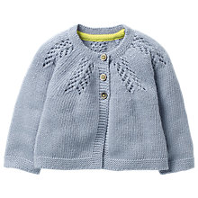 Buy Mini Boden Baby Cosy Cardigan Online at johnlewis.com