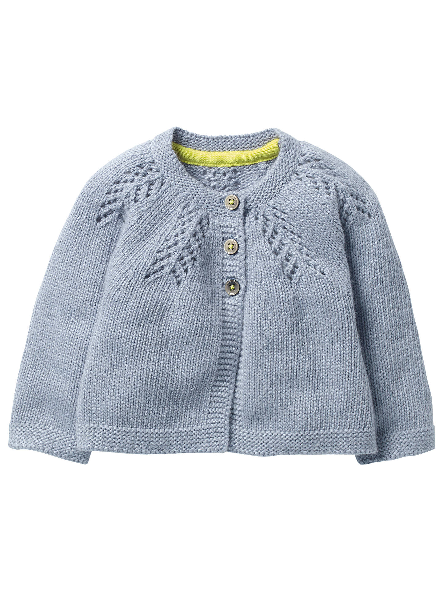 d499c5a7a057 Mini Boden Baby Cosy Cardigan at John Lewis   Partners
