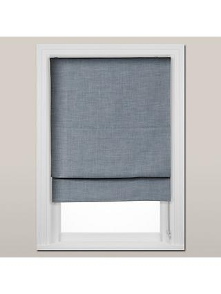 John Lewis & Partners Country Blackout Roman Blind, Thistle