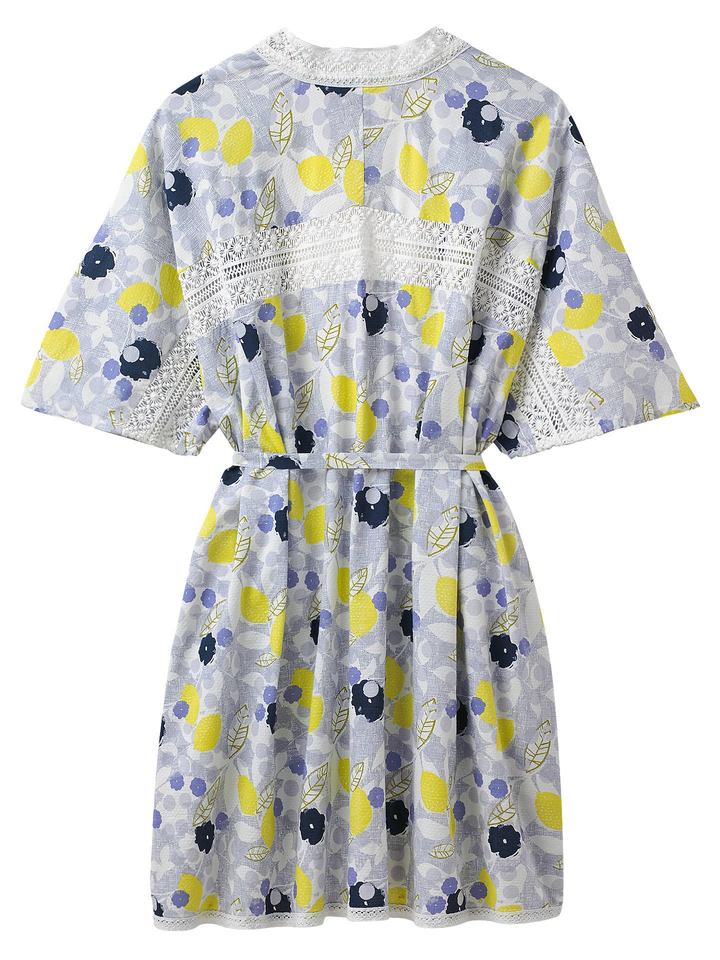 edb86421df ... BuyWhite Stuff Amelie Lemon Dressing Gown