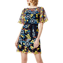 Buy Karen Millen Ditsy Floral Dress, Multi Online at johnlewis.com