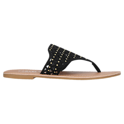 Carvela Arch Stud Cut Out Sandals