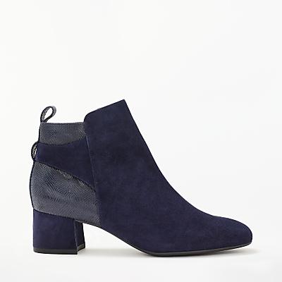 Peter Kaiser Tamara Block Heeled Ankle Boots