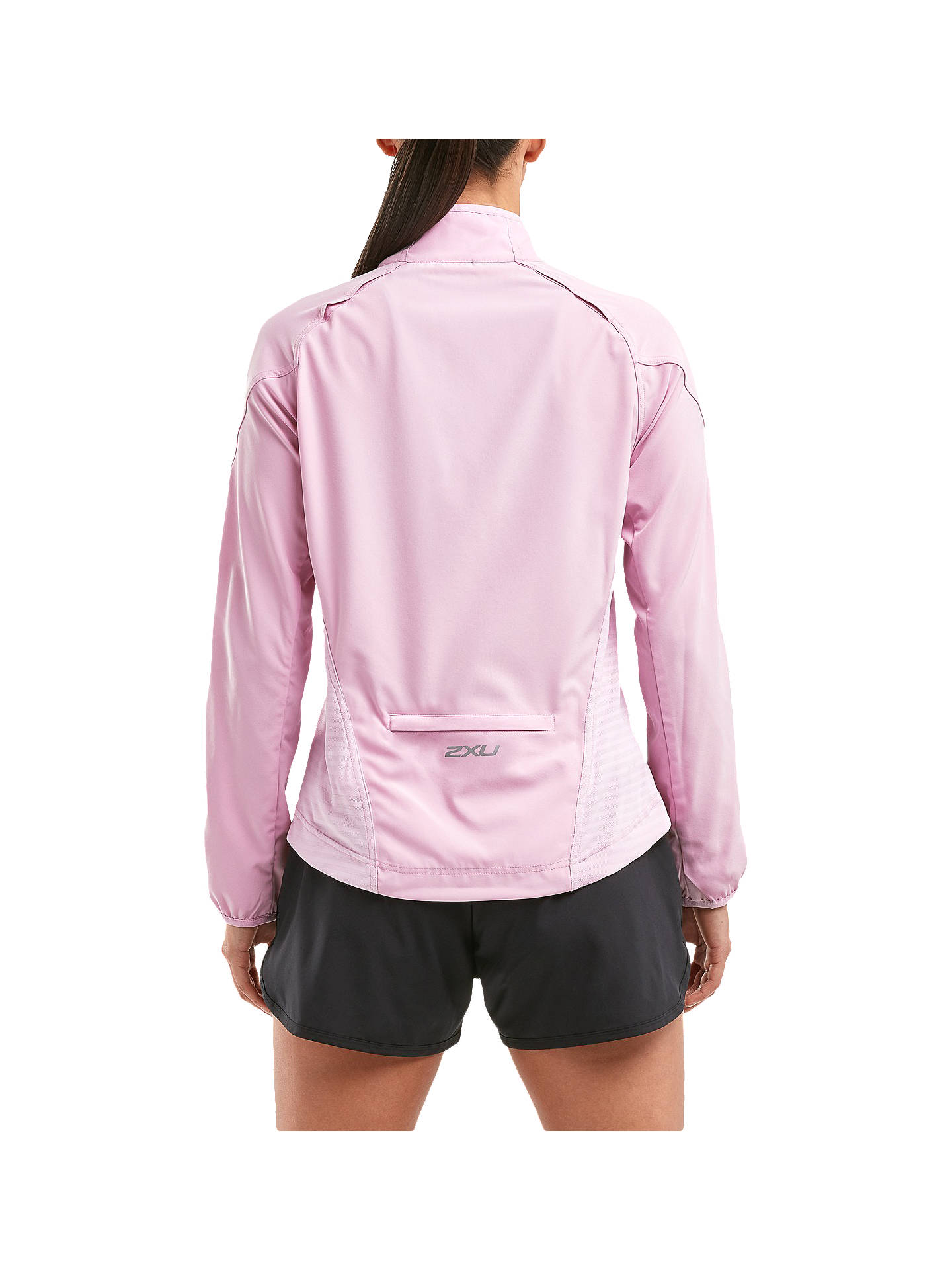 Buy2XU Xvent Women's Training Jacket, Pink Rose, XS Online at johnlewis.com