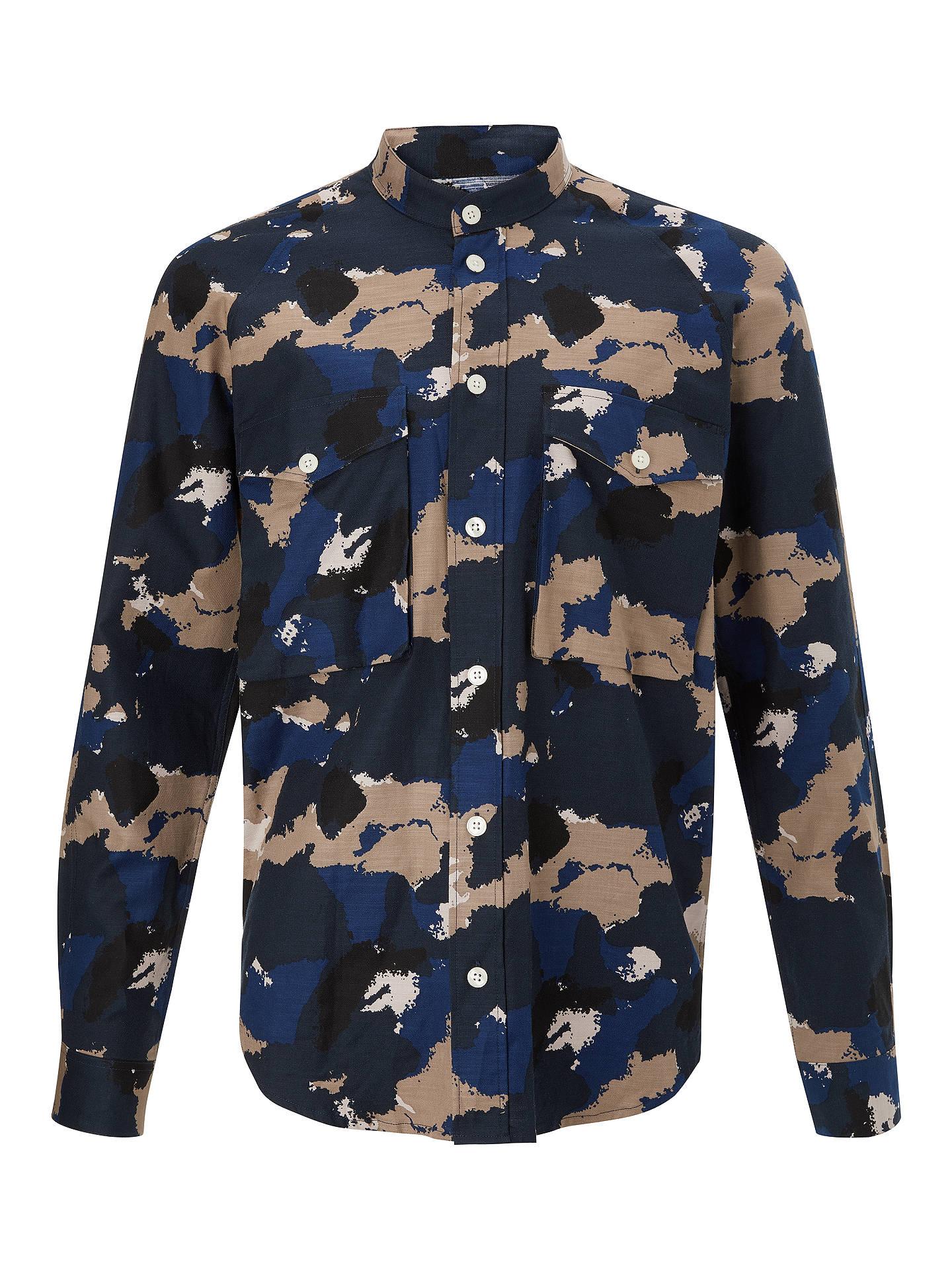 d497eed6009de6 ... Buy Samsoe   Samsoe Cayo Long Sleeve Camo Shirt