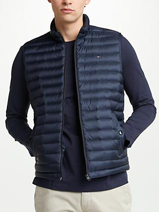 Tommy Hilfiger Down Gilet, Blue